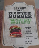 The beyond burger - Product