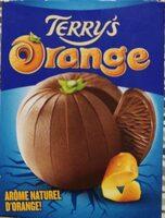 Terry's Orange - Produit - fr