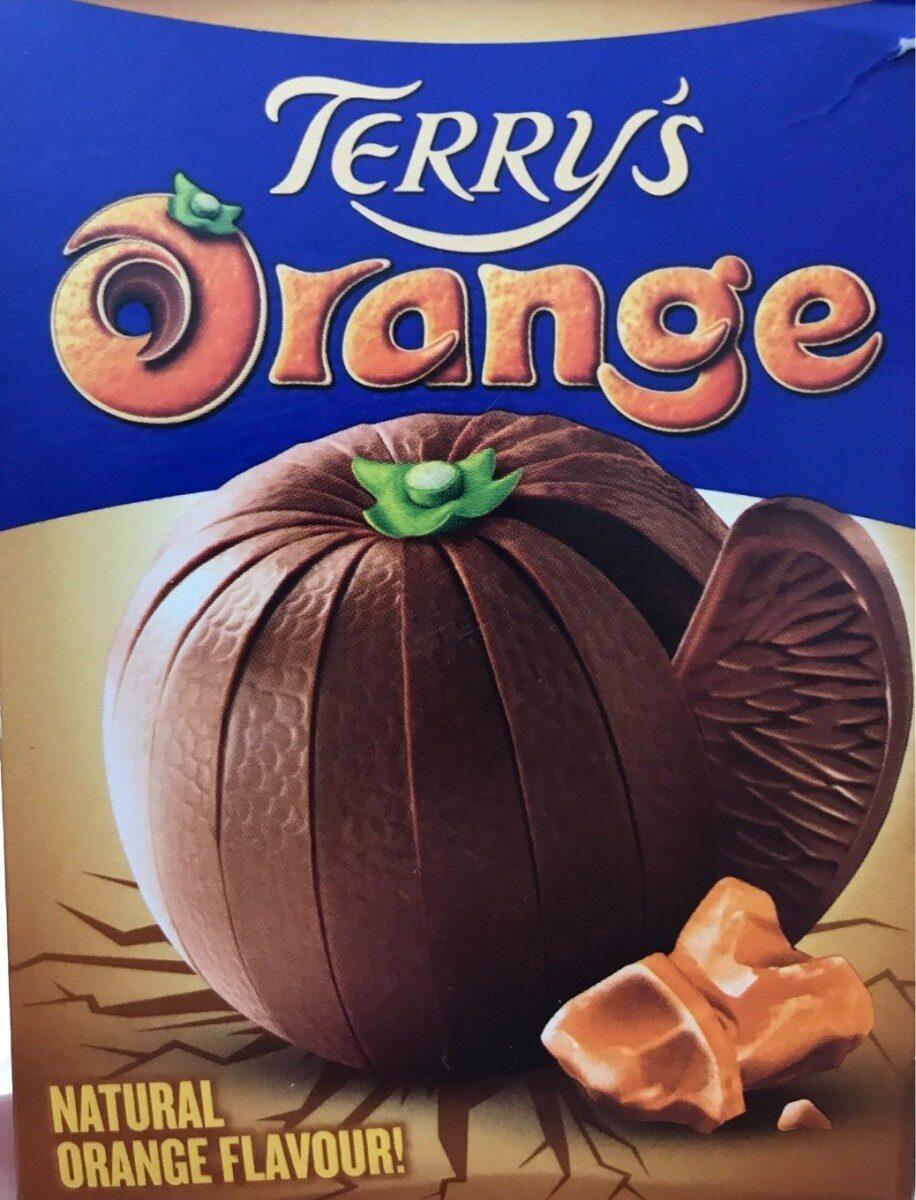 Terry's orange - Product - fr