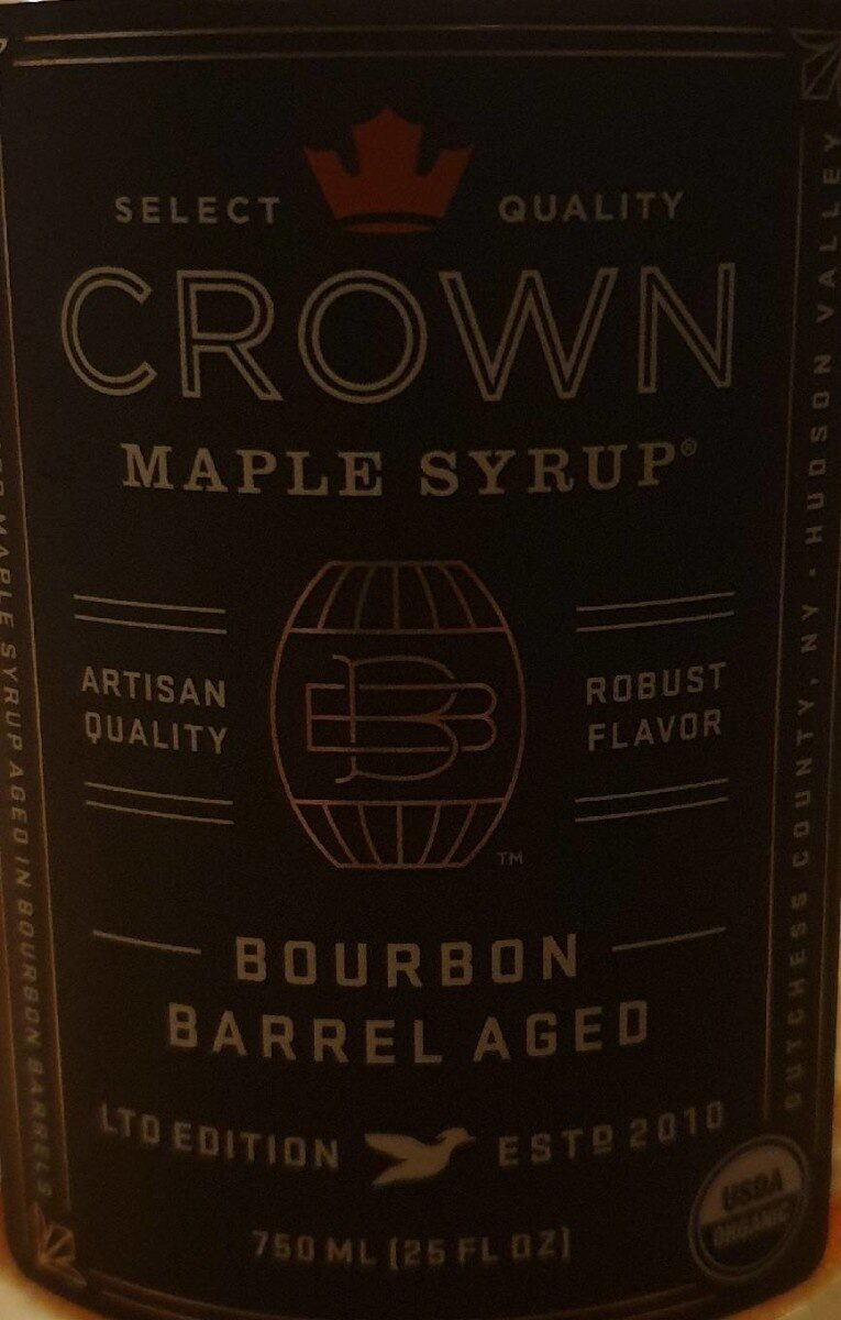 Maple syrup, robust - Product - en