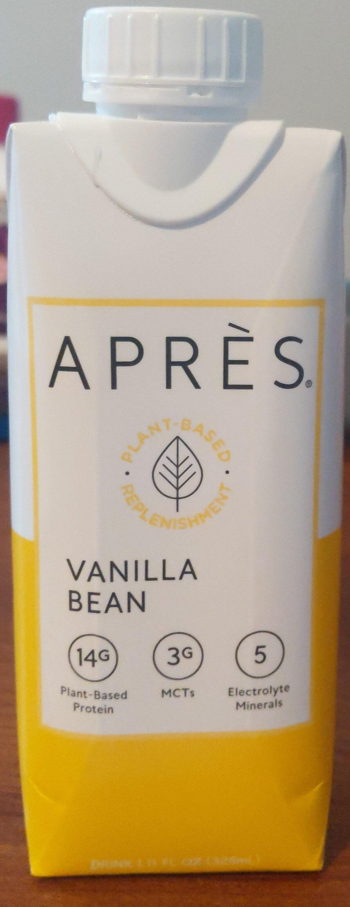 APRÈS Vanilla Bean - Product - en