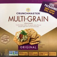 Craquelin multi-grains - Product