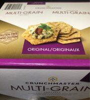 Craquelin multi-grains - Product