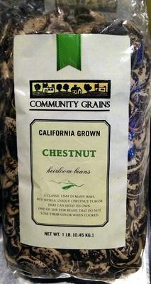 California Grown Chestnut - Product