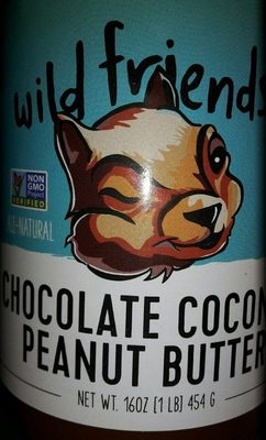 Chocolate Coconut Peanut Butter - Product - en