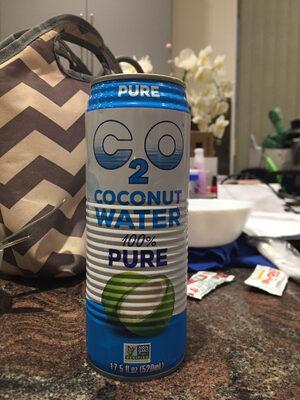 100% pure coconut water - Product - en