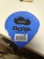 blueberry yoghurt - Product