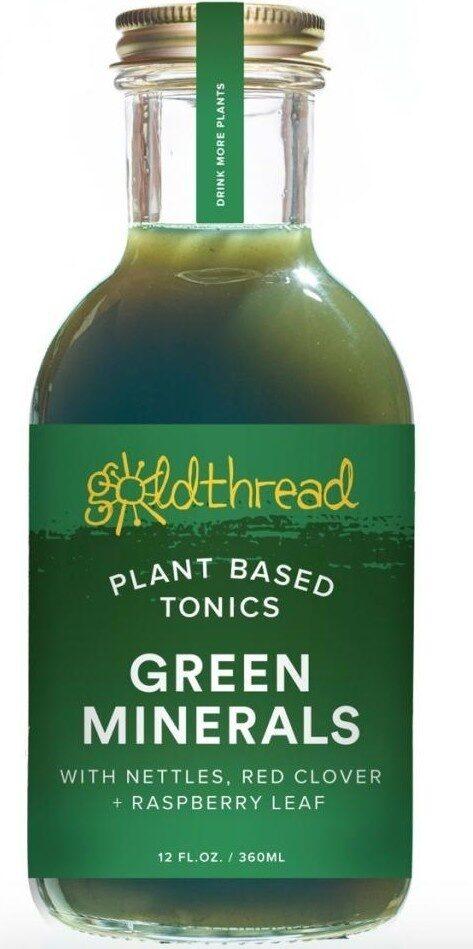 Green Minerals - Product - en