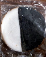 Black & White Cookie - Product - en