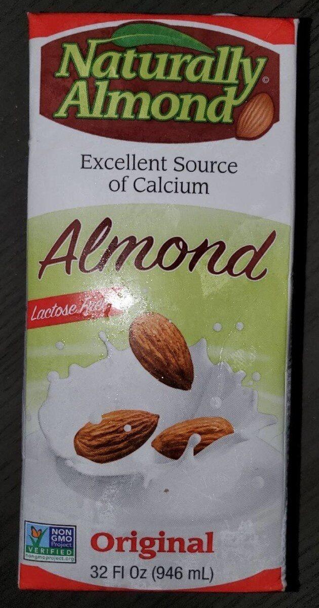 Naturally AlmondMilk - Producto - en