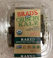Raw Crunchy Kale - Product