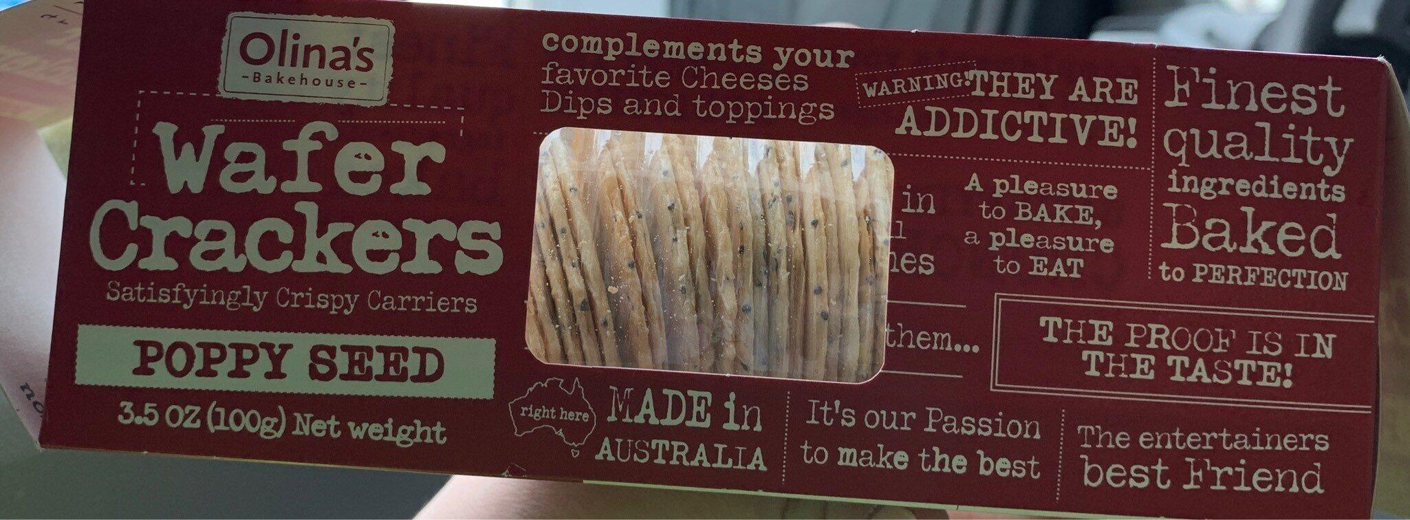 Wafer crackers - Product - en