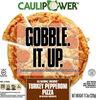 Caulipower turkey pepperoni pizza - Prodotto