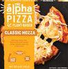 The alpha classic mozza plant based pizza - Prodotto