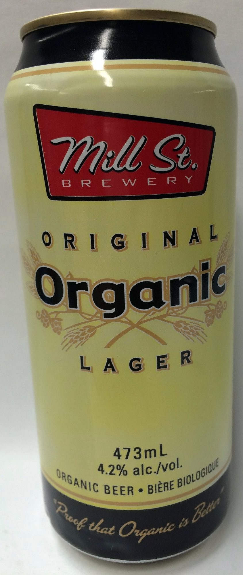 Original Organic Lager - Product - en