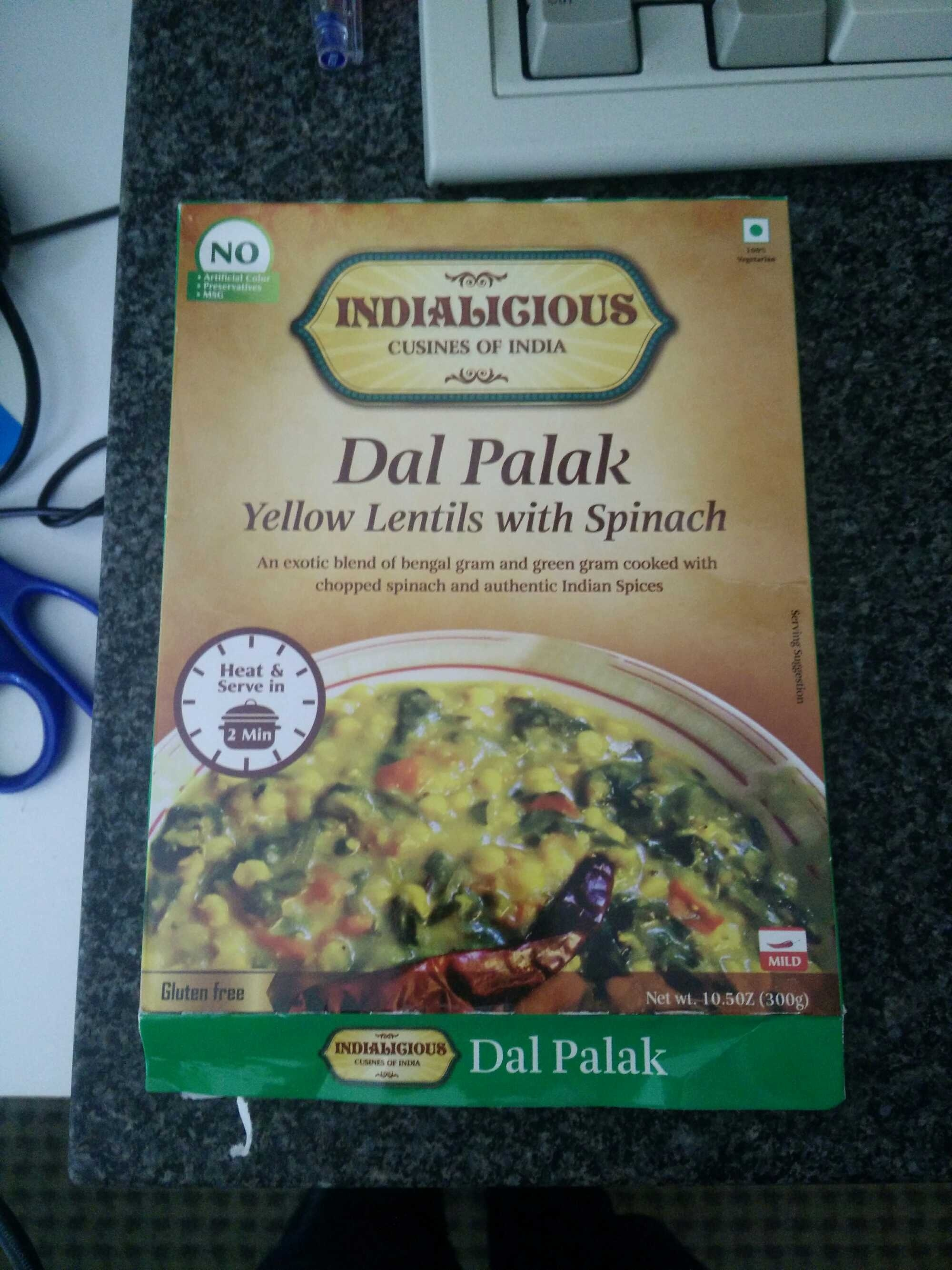 Dal Palak - Product - en