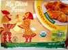 Hip chick farms, organic chicken fingers - Product