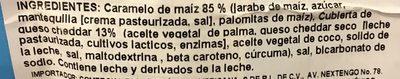 Popcorn Thins - Ingredients