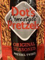 Homestyle pretzels, homestyle - Product - en
