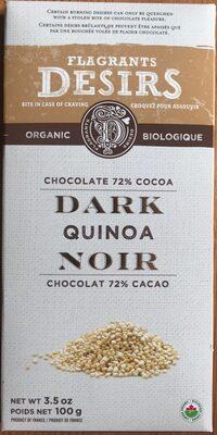 Chocolat Quinoa Noir - Product - fr