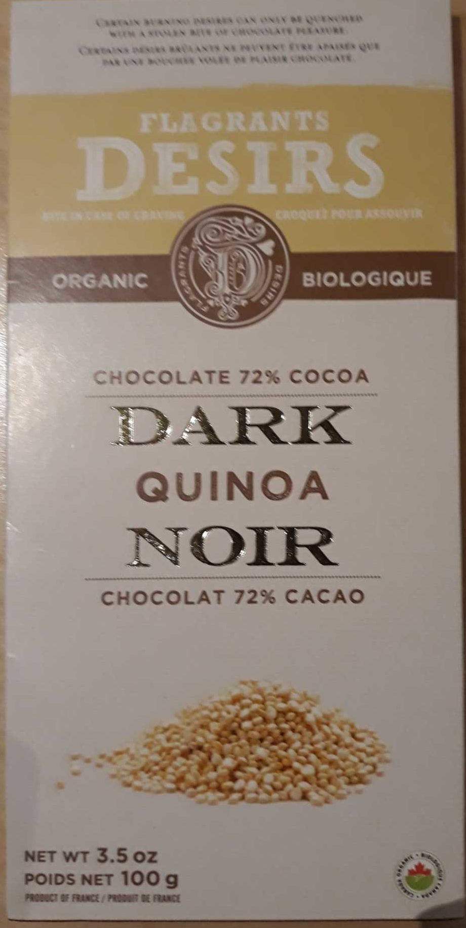 Quinoa noir - Product