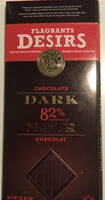Dark Chocolate 82% - Product