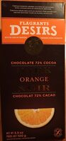 "Chocolat ""Orange Noir"" - Product - fr"