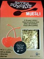Muesli - Product - en