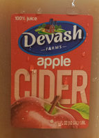 Apple Cider - Product