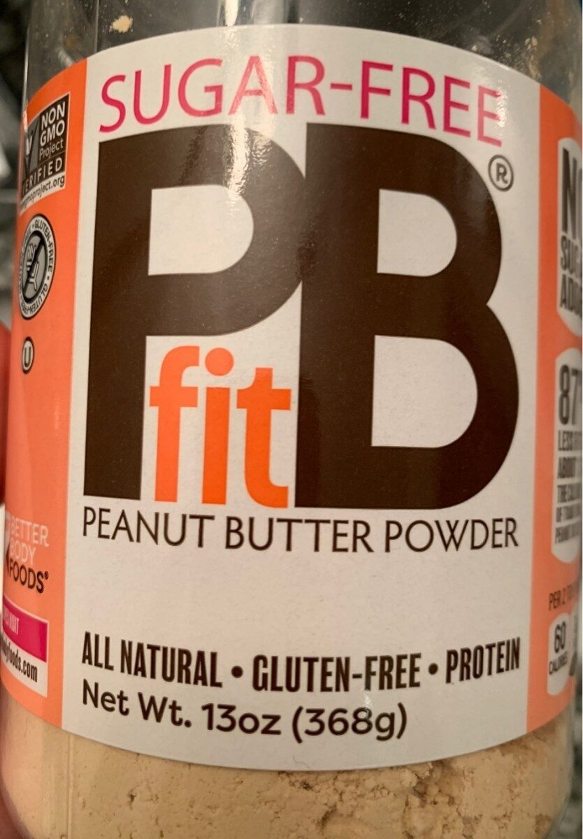 Peanut butter powder - Product