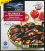Bantry bay mussels in a tomato and garlic butter sauce - Product