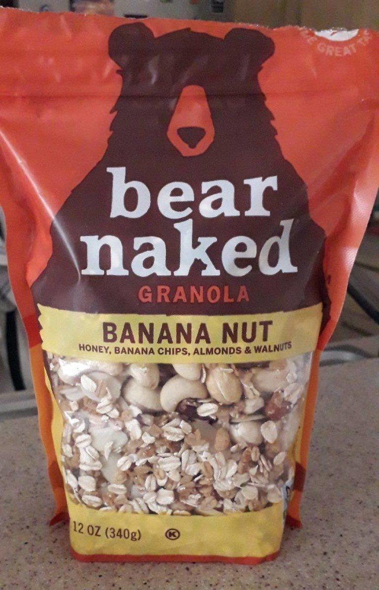 Banana Nut - Product