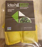 Spinach ravioli - Product - en