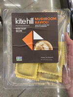 Kite Hill, Ravioli Made With Almonds Milk Ricotta - Product - en