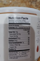kite Hill plain unsweetened - Nutrition facts