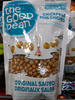 The Good Bean Chickpeas - Original Salted - Product