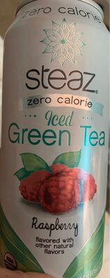 Iced green tea rasberry - Product