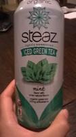 Iced Green Tea, Mint - Product