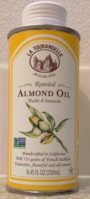 La tourangelle, roasted almond oil - Product