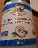 Organic expeller-pressed & refined coconut oil - Product - en