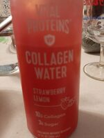 Collagen water - Product