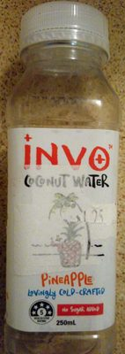 Coconut Water - Pineapple - Product