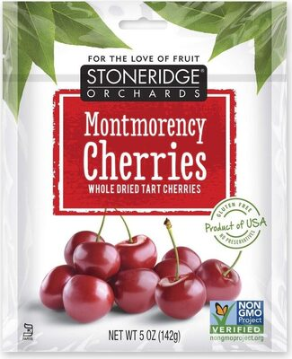 Montmorency cherries whole dried tart cherries - Product - en