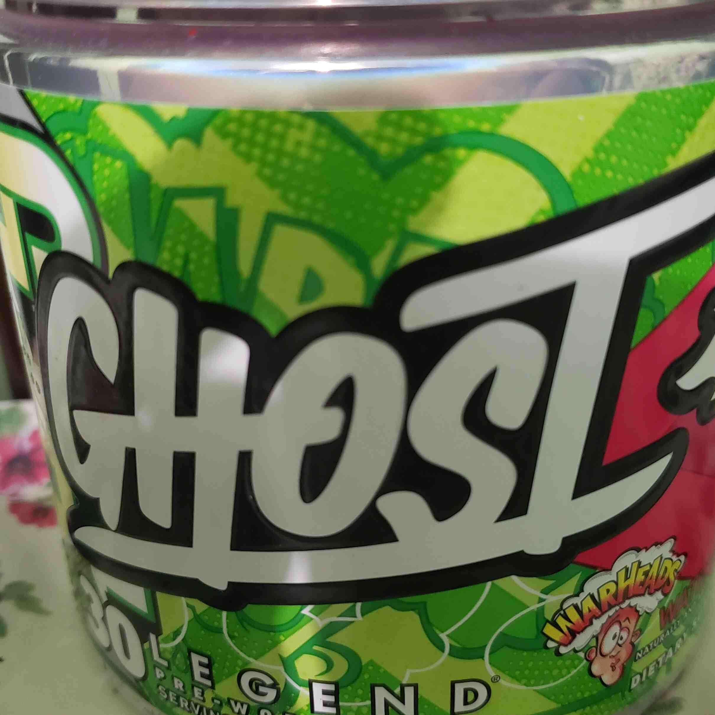 ghost preworkout - Product - en