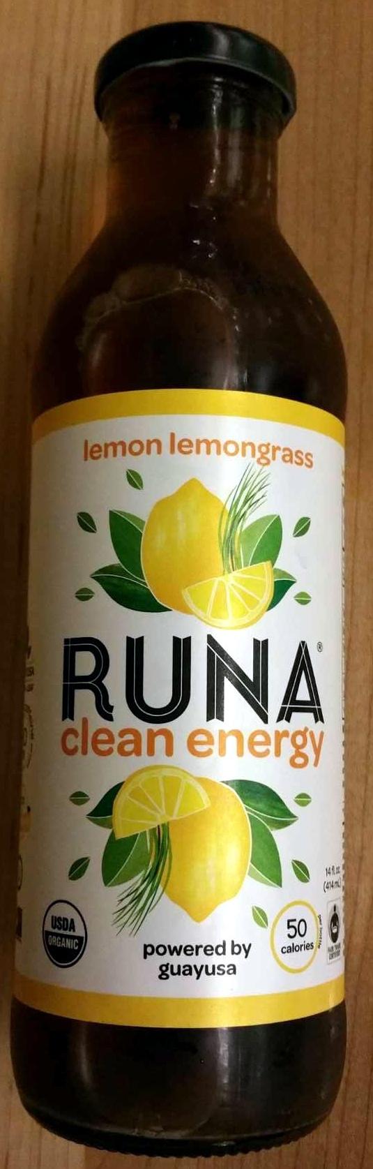 lemon lemongrass - Produit - en