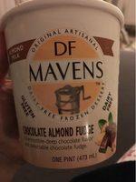 Chocolate Almond Fudge - Product