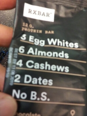 Protein Bar - Product