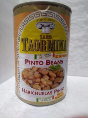 Pinto Beans - Prodotto - en