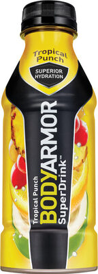 Tropical punch sports drink - Product - en