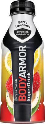 Berry lemonade sports drink - Product - en